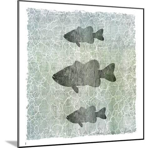 Life Is Better at the Lake Bass-LightBoxJournal-Mounted Giclee Print