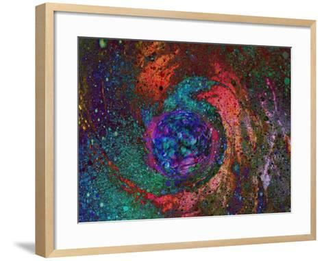 Raging Maelstrom-MusicDreamerArt-Framed Art Print