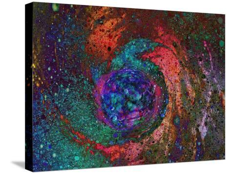 Raging Maelstrom-MusicDreamerArt-Stretched Canvas Print
