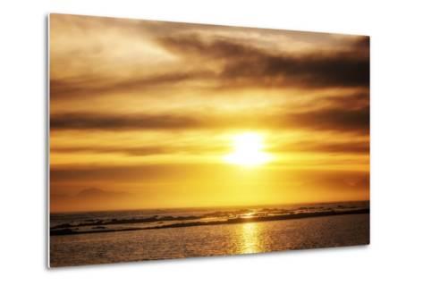 Sunset-Pixie Pics-Metal Print