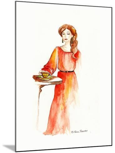 Fashion-Irina Trzaskos Studio-Mounted Giclee Print