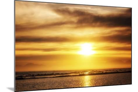 Sunset-Pixie Pics-Mounted Photographic Print
