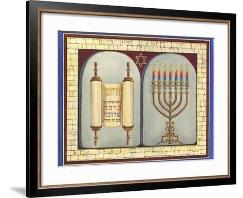 Home Blessing-Vessela G.-Framed Art Print