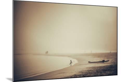 Beach-Pixie Pics-Mounted Photographic Print