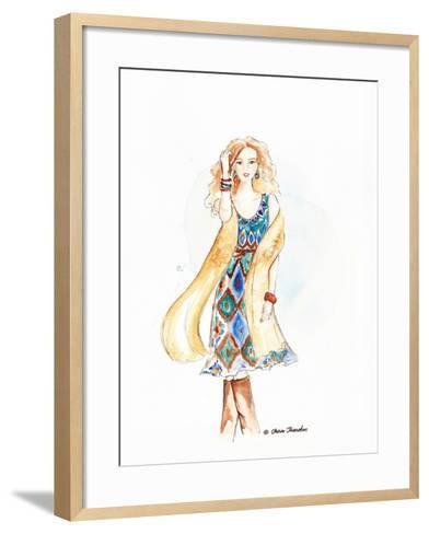 Street Fashion III-Irina Trzaskos Studio-Framed Art Print