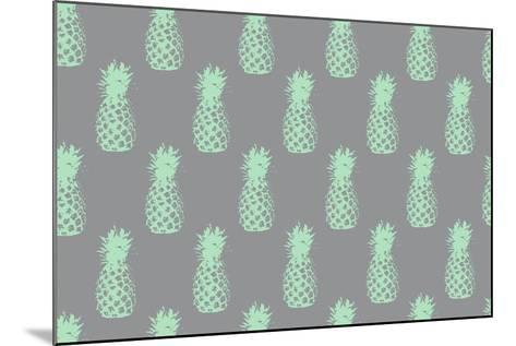 Pineapples-Joanne Paynter Design-Mounted Giclee Print