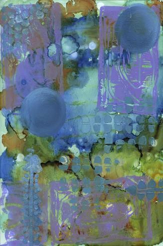 Texture-Cherry Pie Studios-Stretched Canvas Print