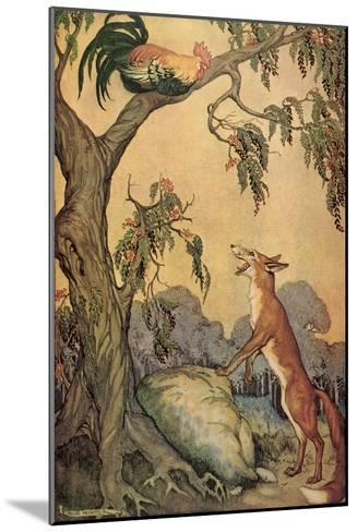 CA Fairy 11-Vintage Apple Collection-Mounted Giclee Print