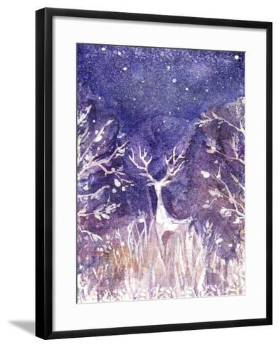 Summer Dream-Irina Trzaskos Studios-Framed Art Print