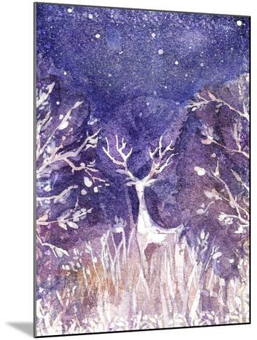 Summer Dream-Irina Trzaskos Studios-Mounted Giclee Print