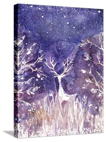 Summer Dream-Irina Trzaskos Studios-Stretched Canvas Print