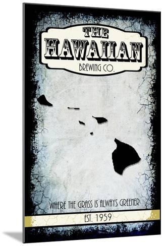 States Brewing Co Hawaii-LightBoxJournal-Mounted Giclee Print
