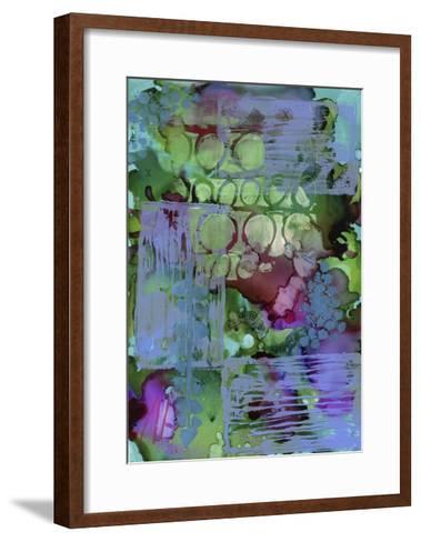 Texture-Cherry Pie Studios-Framed Art Print