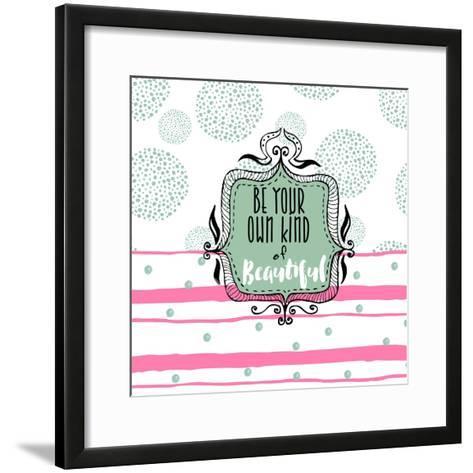 Soul Food III-Color Bakery-Framed Art Print