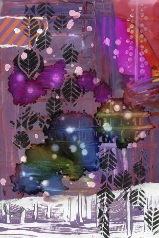 Texture 63-Cherry Pie Studios-Stretched Canvas Print