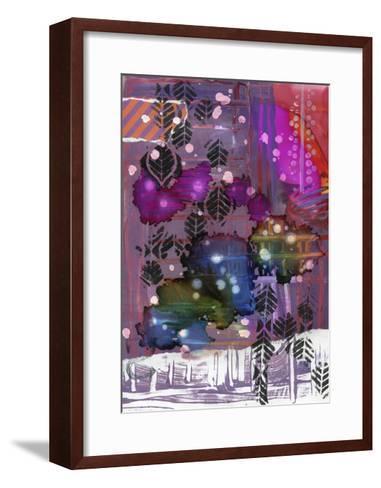 Texture 63-Cherry Pie Studios-Framed Art Print