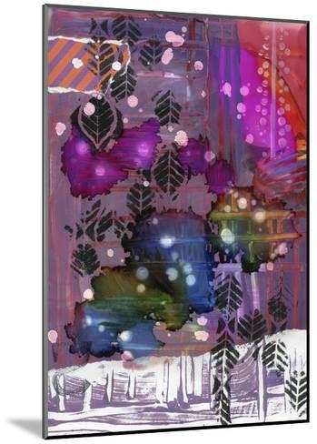 Texture 63-Cherry Pie Studios-Mounted Giclee Print