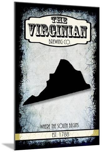 States Brewing Co Virginia-LightBoxJournal-Mounted Giclee Print