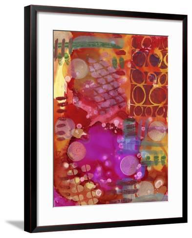 Texture 64-Cherry Pie Studios-Framed Art Print