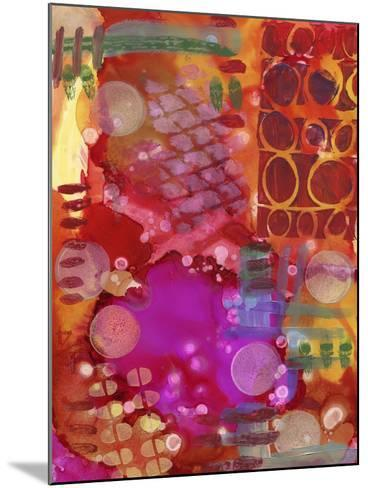 Texture 64-Cherry Pie Studios-Mounted Giclee Print