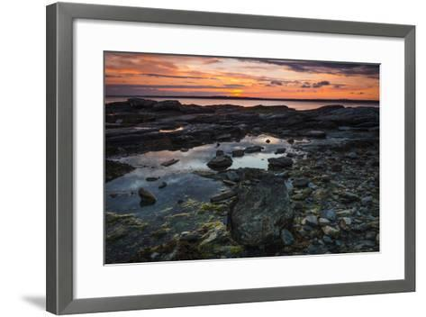 Fire Water-Eye Of The Mind Photography-Framed Art Print
