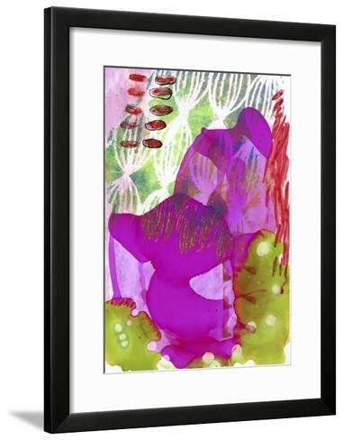 Texture 65-Cherry Pie Studios-Framed Art Print