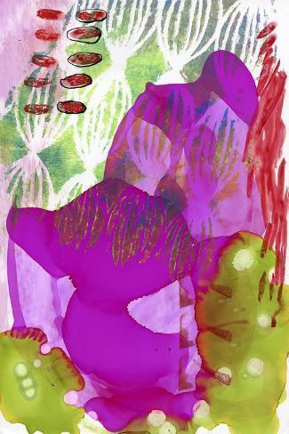 Texture 65-Cherry Pie Studios-Stretched Canvas Print
