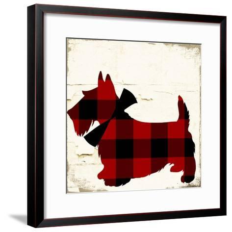 Scotty I-Color Bakery-Framed Art Print