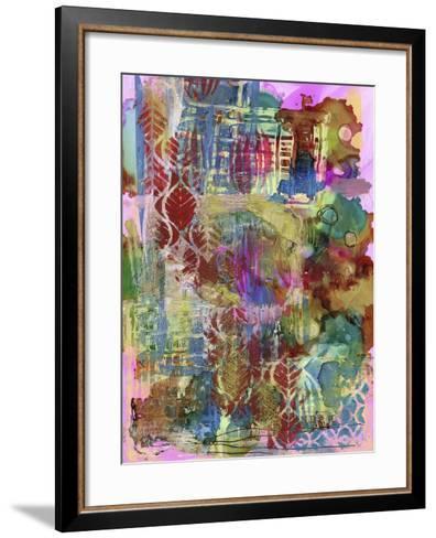Texture 70-Cherry Pie Studios-Framed Art Print