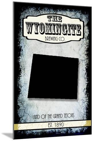 States Brewing Co Wyoming-LightBoxJournal-Mounted Giclee Print