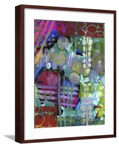 Texture 74-Cherry Pie Studios-Framed Art Print