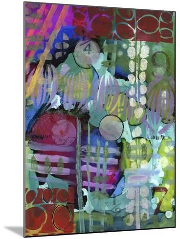 Texture 74-Cherry Pie Studios-Mounted Giclee Print