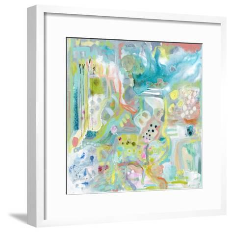 Your Normal Isn't the World's Normal-Wyanne-Framed Art Print