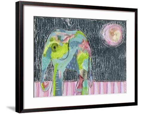 Summer Ellie-Wyanne-Framed Art Print