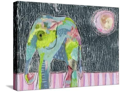 Summer Ellie-Wyanne-Stretched Canvas Print