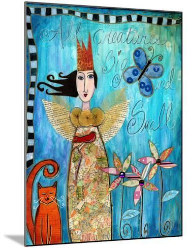 All Creatures Big and Small-Wyanne-Mounted Giclee Print