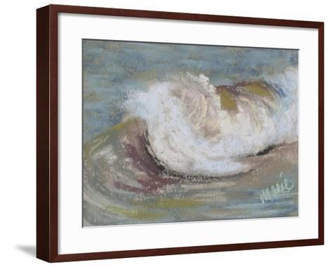 Wave Portrait No. 21-Marie Marfia Fine Art-Framed Art Print