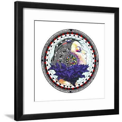 Taxidermy-Minjae-Framed Art Print