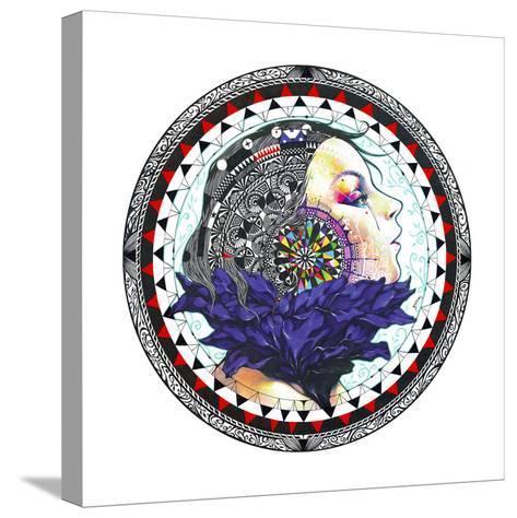 Taxidermy-Minjae-Stretched Canvas Print