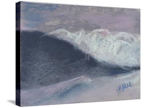 Wave Portrait No. 57-Marie Marfia Fine Art-Stretched Canvas Print