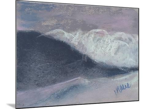 Wave Portrait No. 57-Marie Marfia Fine Art-Mounted Giclee Print