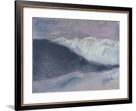 Wave Portrait No. 57-Marie Marfia Fine Art-Framed Art Print
