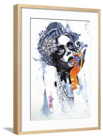The Dream-Minjae-Framed Art Print