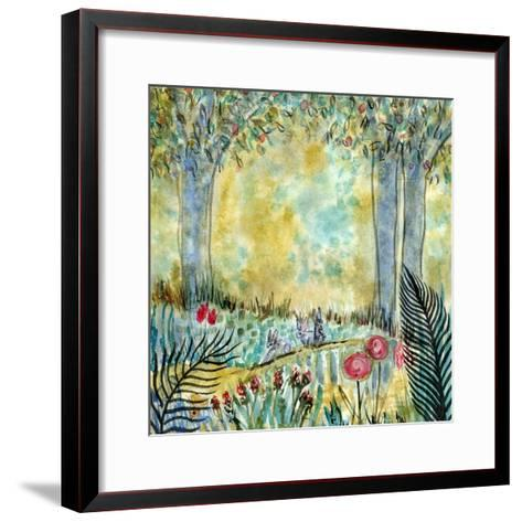 Three Rabbits-Wyanne-Framed Art Print