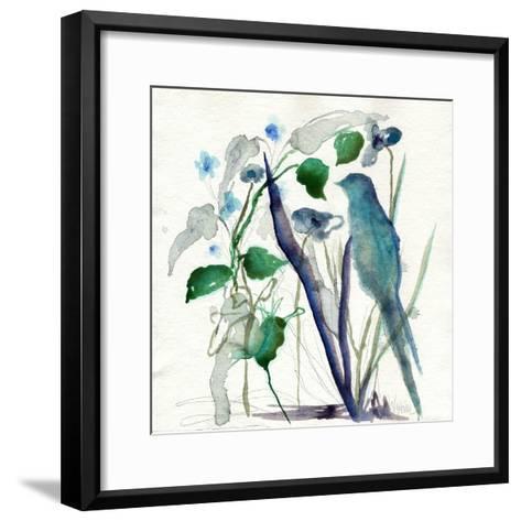 After Rain-Wyanne-Framed Art Print