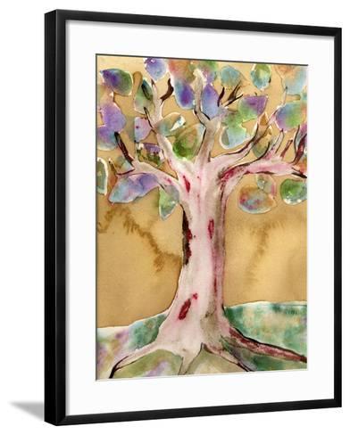 Tree of Life-Wyanne-Framed Art Print