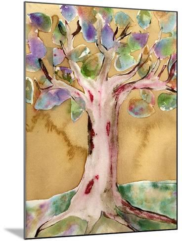 Tree of Life-Wyanne-Mounted Giclee Print