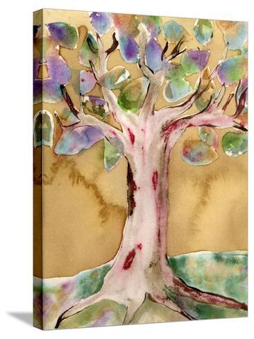 Tree of Life-Wyanne-Stretched Canvas Print