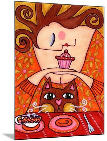 Big Diva Cupcake for One-Wyanne-Mounted Giclee Print