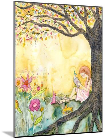 Book Nook-Wyanne-Mounted Giclee Print